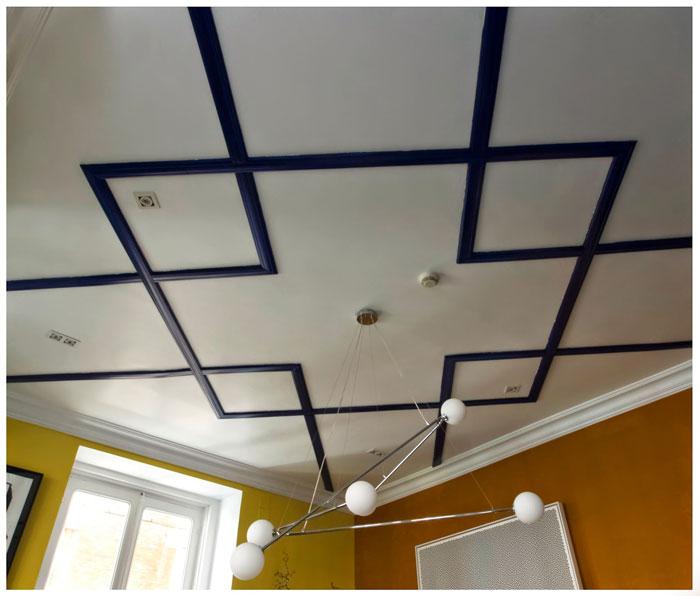 Decoinnova restyling house molduras barcelona decoinnova - Molduras techo ...